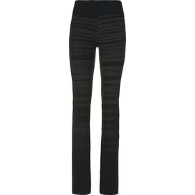 E9 Leg Hemp Pants Dame black